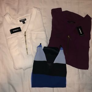 Express Blouses Bundle